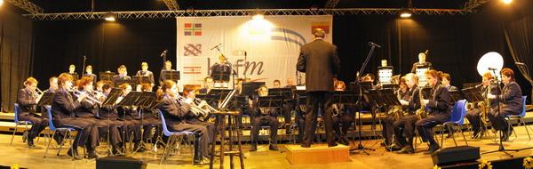Sint Brigida tijdens het KNFM gala in Eindhoven (2004)